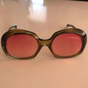 Vintage 1970s sunglasses.